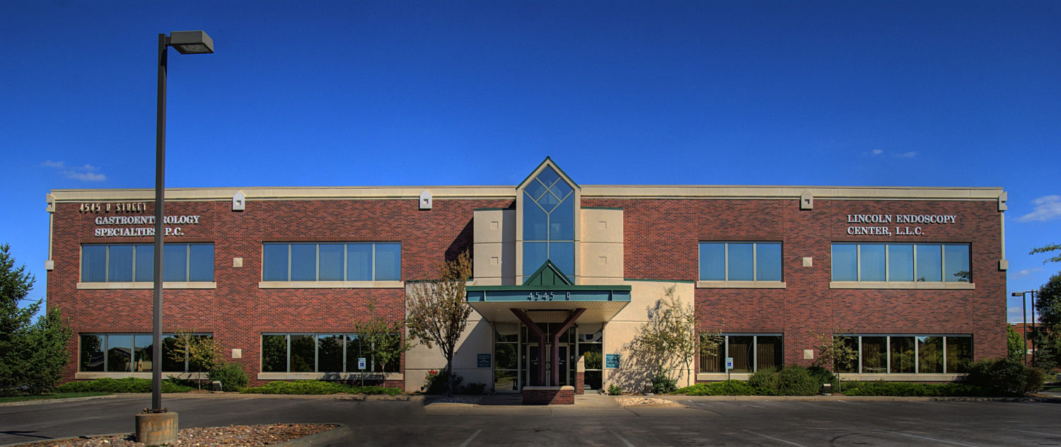 Lincoln Endoscopy Center Facade